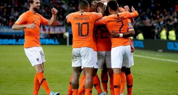 нидерланды обыграли германию, gettyty images