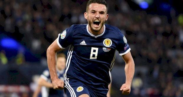 Джон Макгинн, Scottish FA
