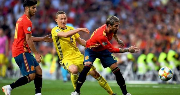Швеция - Испания, Getty Images