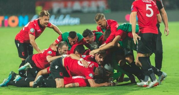 Сборная Албании, twitter.com/FSHForg