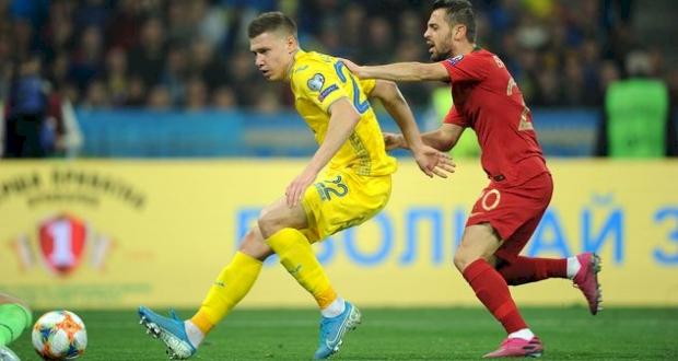 Украина — Португалия, фото ФК Шахтер